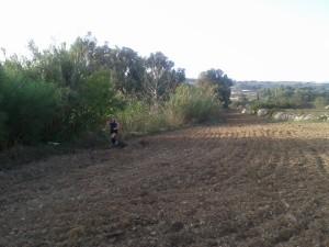 Me running 2